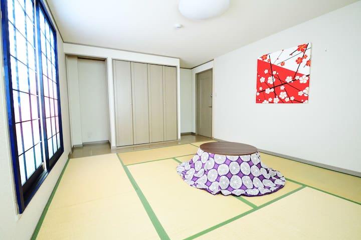 5F: Tatami room 2