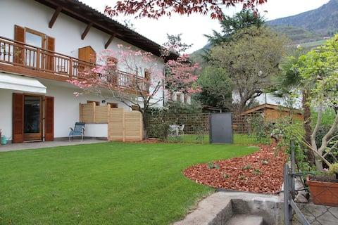 Apartment in Merano- Obermais (2-4 people)
