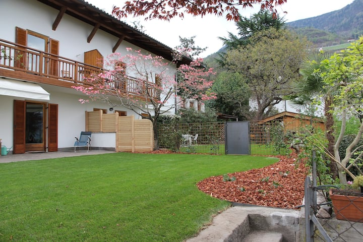 Apartment in Merano- Obermais (2-4 people)