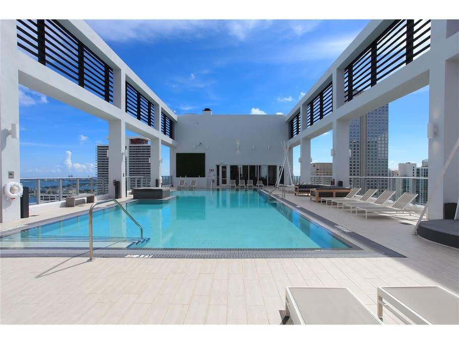Bayfront Park Miami Florida Room For Rent