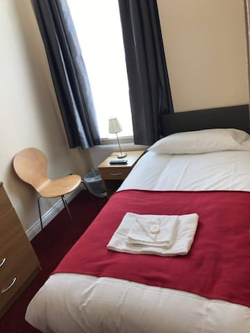 Comfortable single room