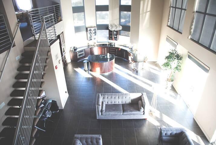 Spacious LuxuryPenthouse 3,300 sqft - Las Vegas - Loft
