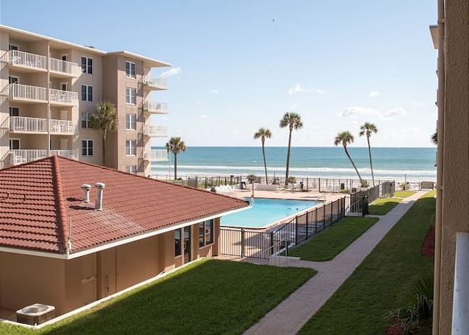 Updated Ocean view Gorgeous Condo NSB