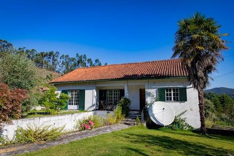 Casa Manica, peaceful but stimulating. A delight.