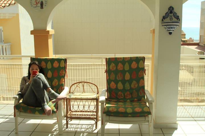 Precioso apartamento en la playa - El Grau de Moncofa - Apartment