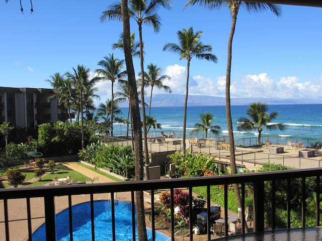 Oceanfront - Spectacular  Ocean Views - Napili-Honokowai