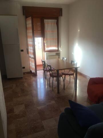 Ampio e comodo appartamento