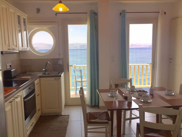 Superior Apartment by the beach !