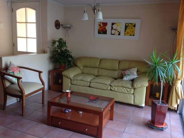 Comfortable rooms near to San Jose & Pirque.