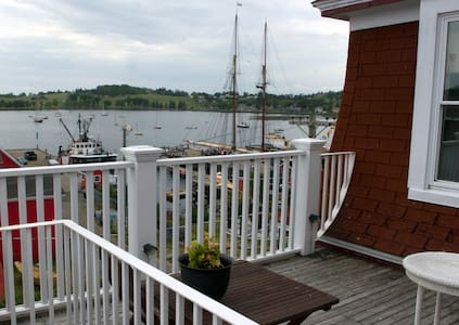Fawlty Towers on Lunenburg Harbour - Lunenburg - Egyéb