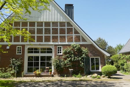 """""""Süd-Studio"""" im Landhaus - mit Küchenzeile und Bad"""