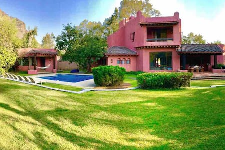Gorgeous Tepoztlan Vacation Home