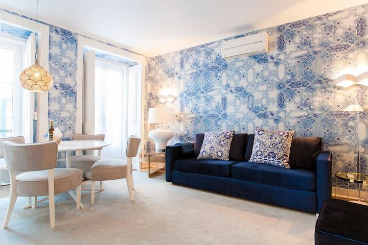 Luxury Apartment in Bairro Alto - JJ Apartment's