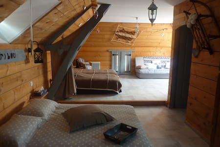 GRAIN2FOLIES - Pressagny-l'Orgueilleux - Bed & Breakfast
