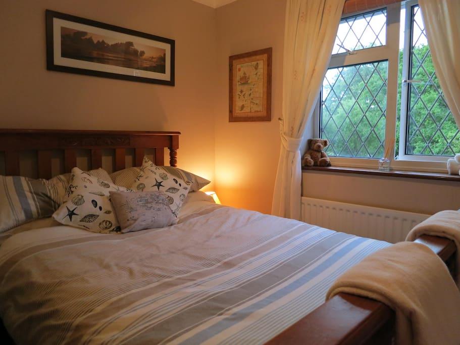 Double Bedroom number 2 (Cozy room)