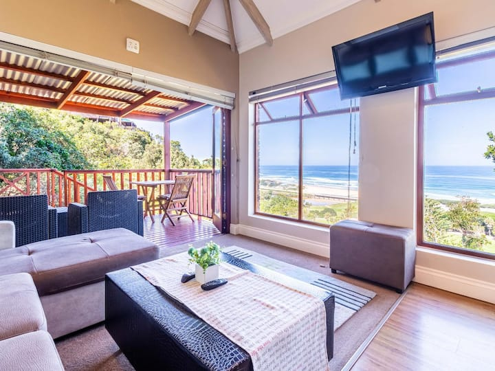 Boardwalk Lodge - Luxury Studio 4 - Sea Facing