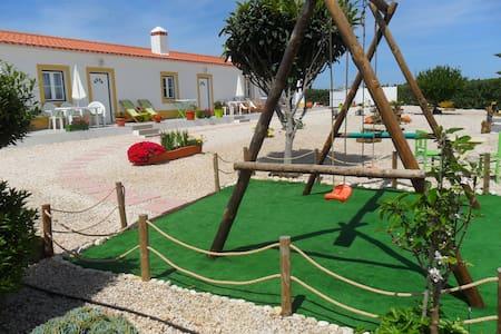 """A """"Casa Laranja"""" em espaço rural  - Municipalité d'Odemira - Villa"""