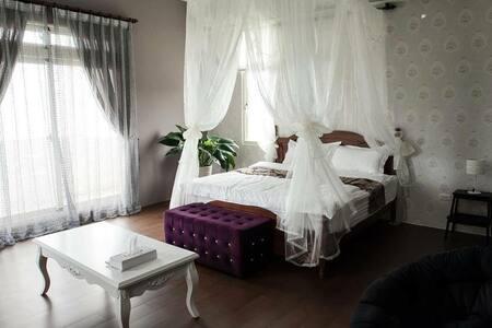 希臘愛情雙人房 - 豐濱鄉新社村東興113之1號 - Bed & Breakfast
