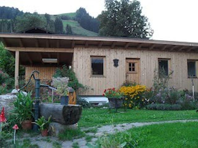 Ferienhaus Brigitte - Kitzbühel - Wohnung