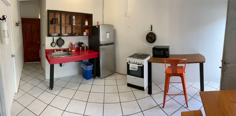 Cabaña/ wifi/ piscina/ aire/playa/ cocina/ parking