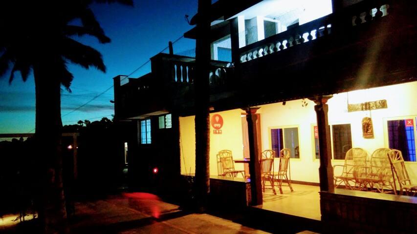 Sea View villa for Rental