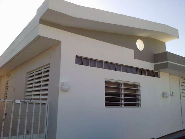 Apartamento tranquilo - San Germán - Daire