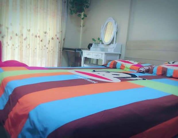 温馨舒适双人公寓。 - 台州 - Apartmen