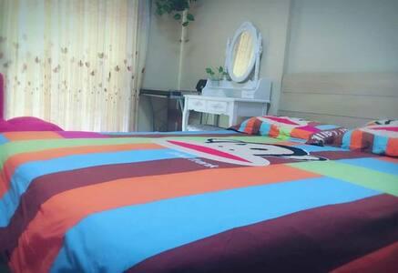 温馨舒适双人公寓。 - Flat