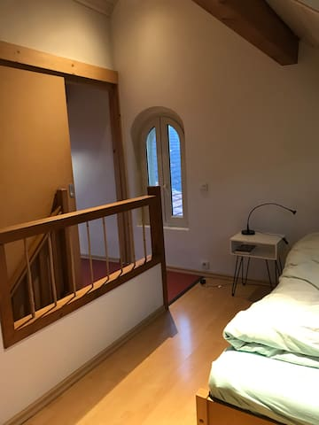 2ème étage chambre + dressing