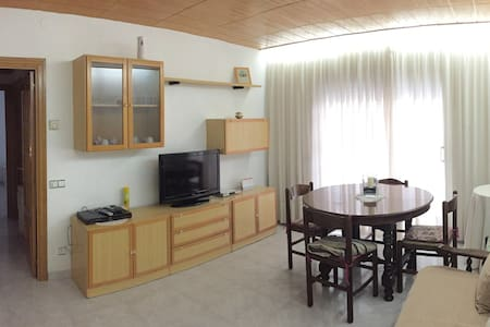 Apartment 10 minutes from beach and town center - Mataró - 公寓