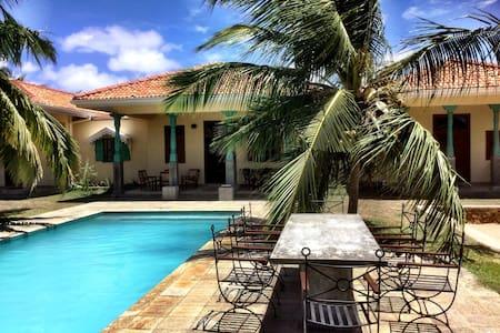 3 Bedroom Lagoon Villa With Pool FB - Kalpitiya