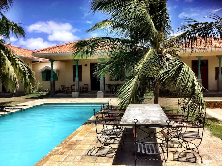 3 Bedroom Lagoon Villa With Pool FB