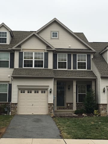 Beautiful townhouse close to Penn State - Bellefonte