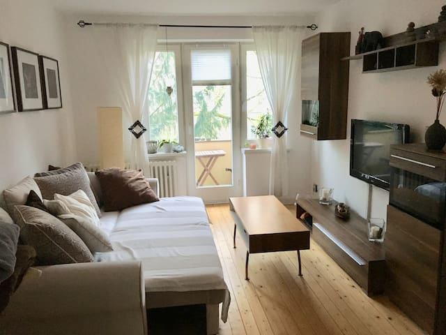 Appartment in Hamburg-Altona close to the harbour