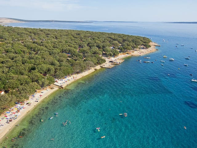 Enjoy one of the most beautiful Croatia's campings