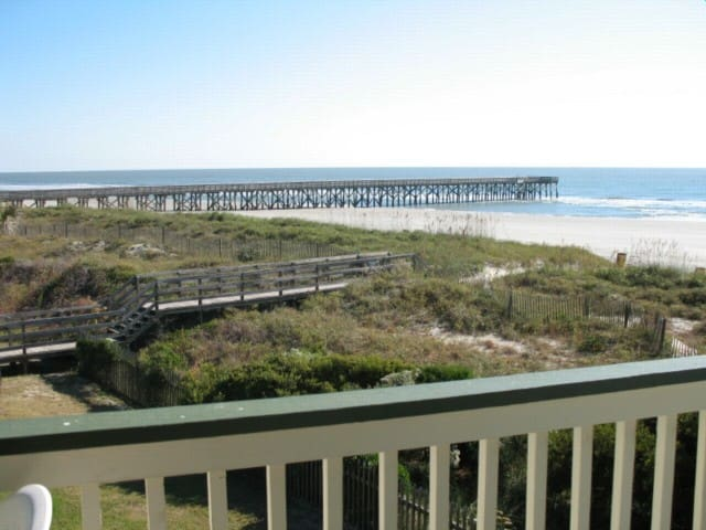 Absolute Ocean Front! Best View on Isle of Palms!