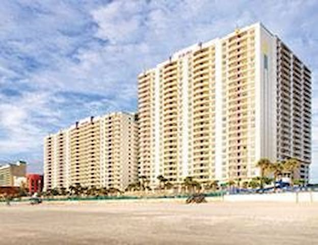 2 BD 2 BA Wyndham Ocean Walk, Daytona Beach FL - Daytona Beach - Villa
