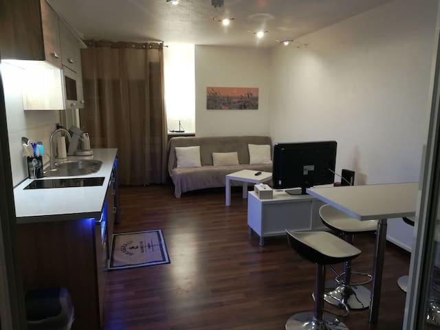 Charmant petit appartement avec chambrette
