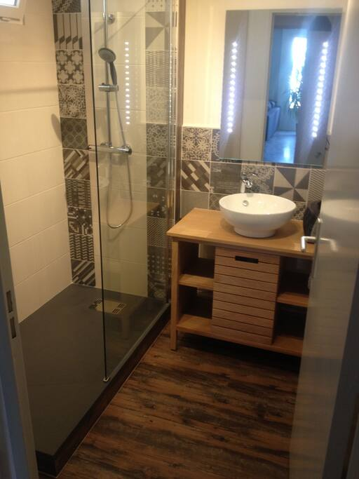 Salle de bain - Douche Italienne