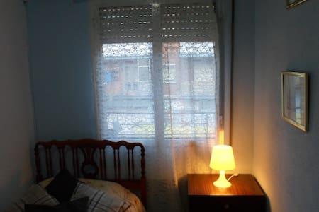 HABITACION SENCILLA // SINGEL ROOM - 马德里 - 公寓