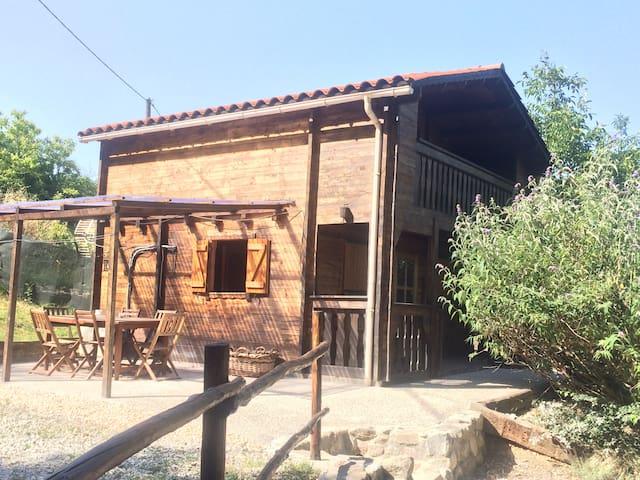 Le chalet du canigou