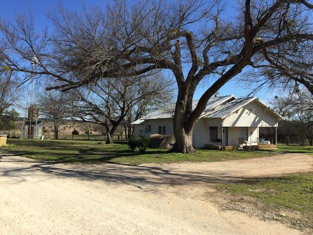 Young Ranch Farmhouse