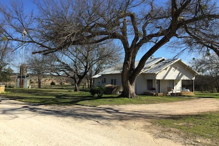 Young Ranch Farmhouse - Meridian