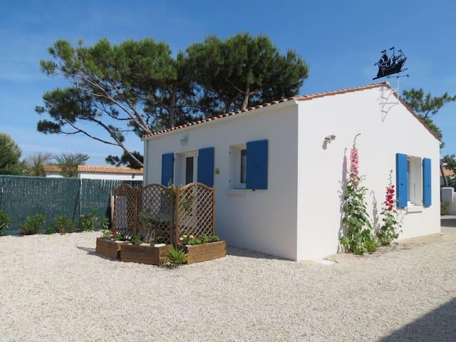 L'oasis, charmante maison idéalement placée - Saint-Pierre-d'Oléron - Dom