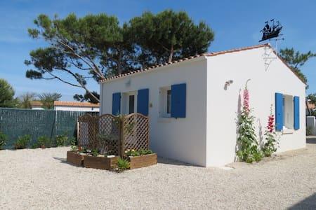 L'oasis, charmante maison idéalement placée - Saint-Pierre-d'Oléron - Hus