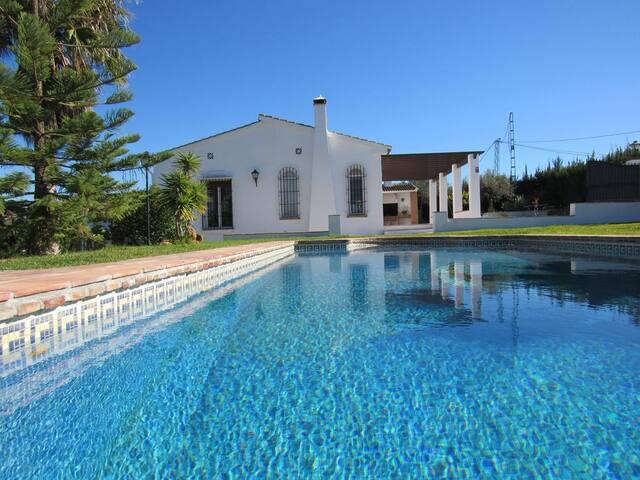 Casa de vacaciones El Olivar