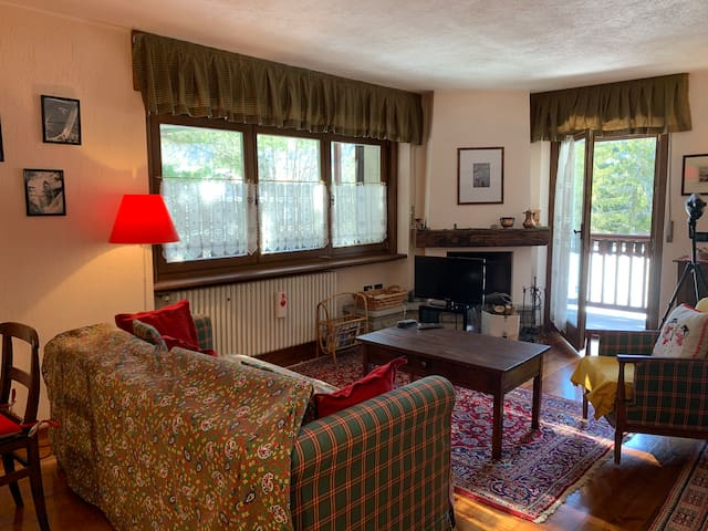 Amazing and Comfortable Apartment in Courmayeur