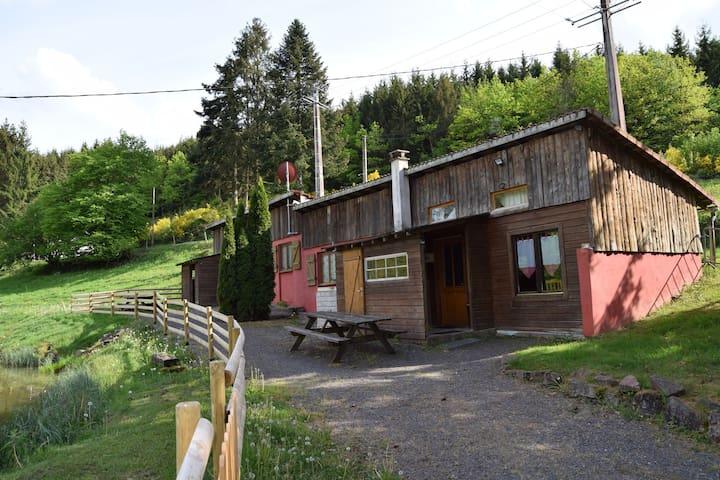 Acconat- Les gites du moulin 3 pièces 6 personnes