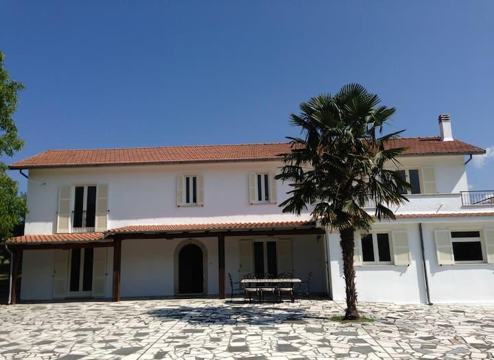Quintessential Italian Life at Villa Sabatini