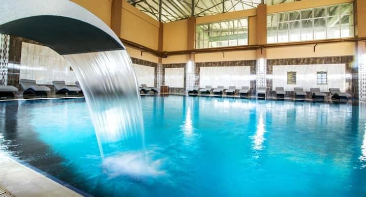 Healing of Afyon Thermal Water